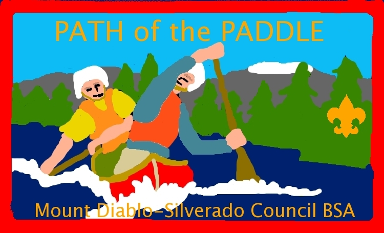 Path of the Paddle Patch